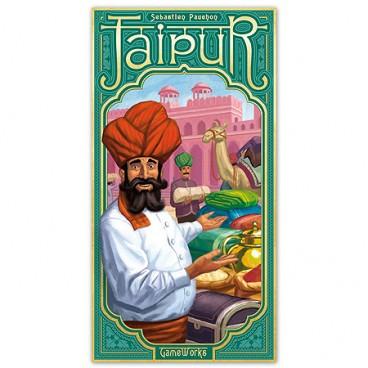 Настольная предпринимательская игра Джайпур (Jaipur) с восточным колоритом для двоих<br /><br />