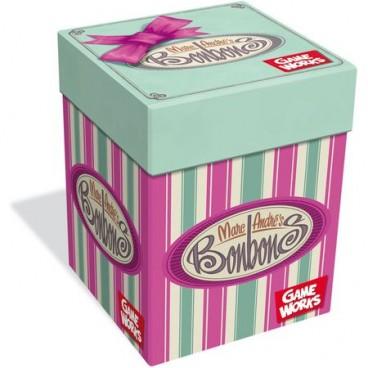Семейная и веселая игра с любопытными и веселыми деталями Карамельки (Bonbons)<br /><br />
