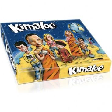 Веселая семейная игра Кималое (Kimaloe) поможет вам и вашем семье весело скоротать вечер