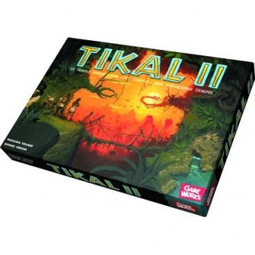 Купите себе настольную игру Тикал 2 (Tikal 2), очутитесь в джунглях и разгадайте секреты древнего города<br /><br />