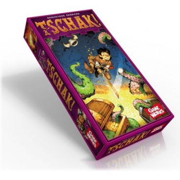 Карточная игра Хрясь! (TSCHAK!) зовет вас на поиски сокровищ