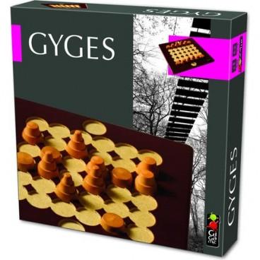 Любите играть вдвоем, тогда абстрактная стратегия Гигс (Gyges) предназначена именно для вас