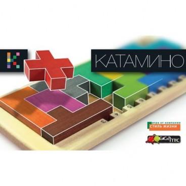 Катамино (Katamino – это головоломка, которая не оставит вас равнодушнымиКатамино (Katamino – это головоломка, которая не оставит вас равнодушными