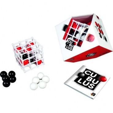 Кубулус (Cubulus) - вы когда-нибудь пробовали из шаров делать квадрат? Попробуйте поэкспериментировать в увлекательной игре Кубулус (Cubulus) -