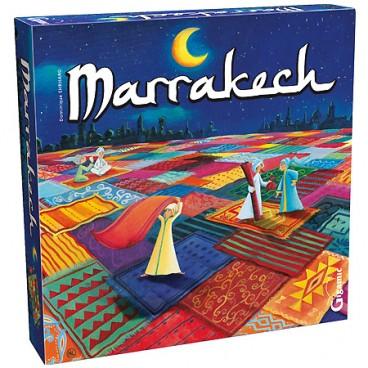 В веселой и озорной игре Марракеш (Marrakech) вы сможете стать уникальным продавцом ковров<br /><br />