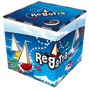 Морская гонка Регата (Regatta) подойдет любителям морских приключений