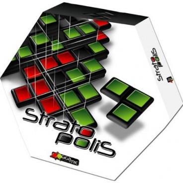 Стратополис (Stratopolis) - Играйте с другом и захватывайте его территории в популярной игре.