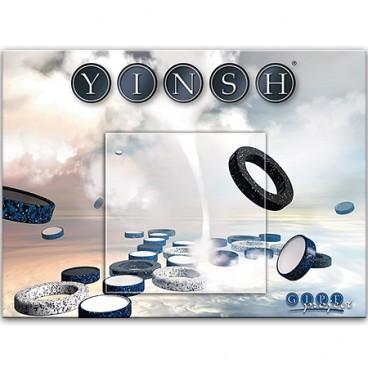 Инш (Yinsh) - серьезность и настрой игроков определяет глубину и сложность игры.