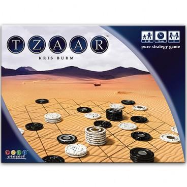 Стремитесь правильно концентрировать внимание – купите для себя и своих друзей игру Цаар (Tzaar) и тренируйтесь сколько хотите