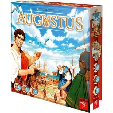 Игра Августус (Augustus) поможет вам обрести титул консула и править провинциями
