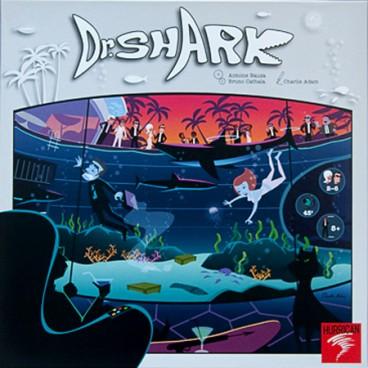 Доктор Шарк (Dr. Shark) - ловкость пальцев и хорошее и хорошее осязание помогут выиграть в новой игре