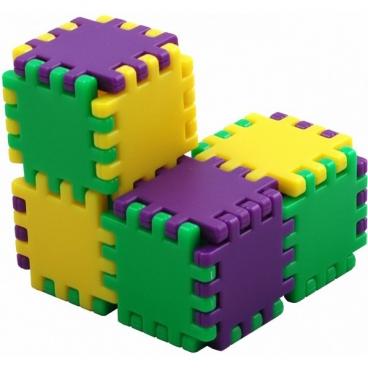 Куби-Гами (Cubi-Gami) - Потрясающая головоломка для маленьких эрудитов.
