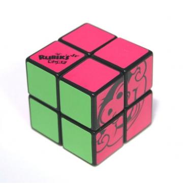 Детский кубик Рубика 2х2 (Rubik's Mini Cube Jr) понравится вашим детям.